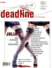 Deadline 35 Cover